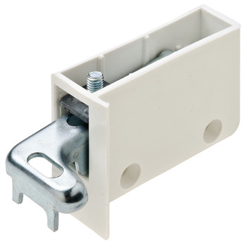 Cabinet hanger, wall unit, load-bearing capacity 120 kg/pair, for screw fixing
