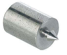 Centering pin, for dowel connectors