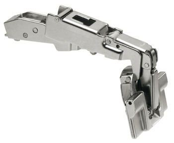 Concealed hinge, Clip Top 170°, full overlay mounting, with automatic closing spring