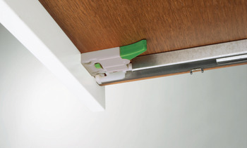 Front Fixing Clip, for Concealed Drawer Runners