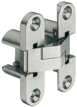 Hinge, Vici, for wood thicknesses from 19 mm, for concealed mounting