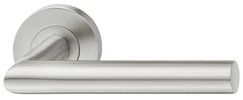 Lever handle , stainless steel, Startec