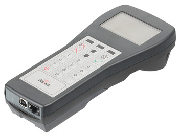 Mobile data unit, MDU 100, Dialock