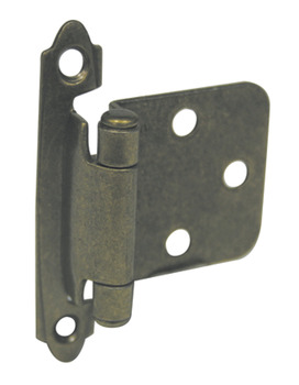 Rolled hinge, Self closing