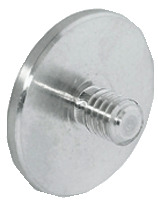 Adapter, for glass doors