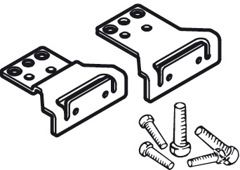 Adapter set, For soft and self closing mechanism