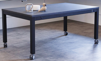 Adjustable table, Ropox 4single frame