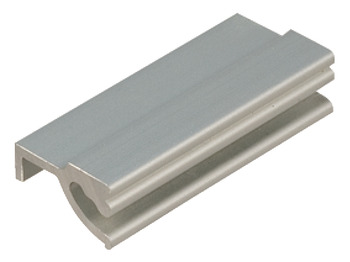 Aluminium profile, for Labos wall system