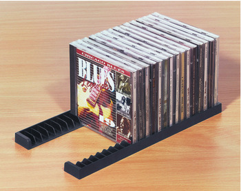 CD rack, for 23 CDs