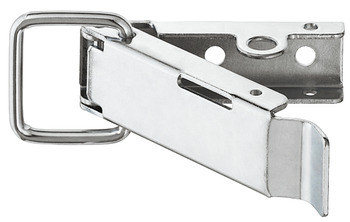 Chest clasp, With eye for locking, steel