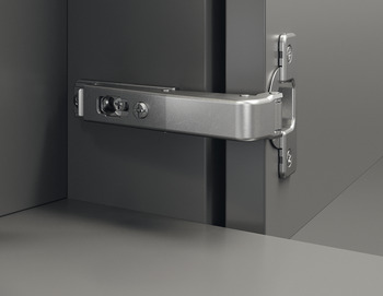 Concealed hinge, Duomatic Premium 110°, for standard blind corners