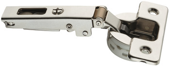 Concealed hinge, Duomatic Premium 110°, full overlay mounting
