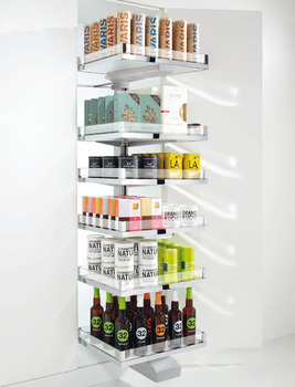 Concoy Lavido pantry unit, additional shelves