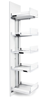 Convoy Centro pantry unit, to suit 450 mm cabinet width