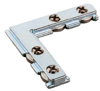 Corner Bracket, SALICE Practical aluminium frame profiles and accessories