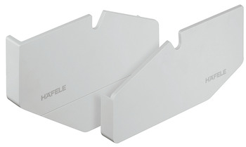 Cover cap set, For Free swing E flap fitting