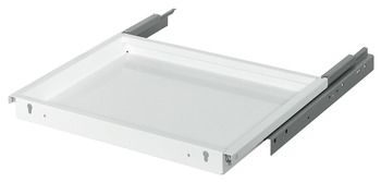 Dental drawer, With inner drawer height of 38 mm