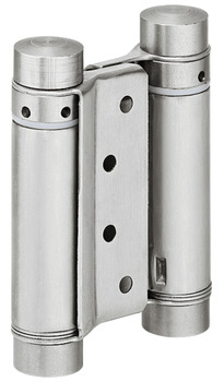 Double action spring hinge, for flush interior doors up to 15 kg, Startec