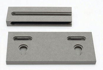 Dovetail sleeve, For screw fixing, for concealed installation