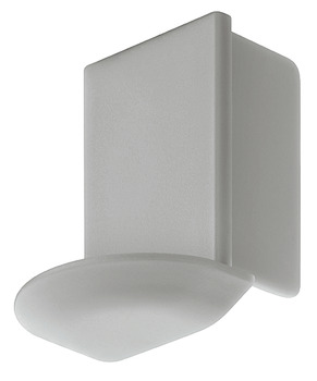 End cap, For profile for recess mounting 24 mm