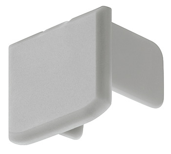End cap, for profile for surface mounting 13 mm