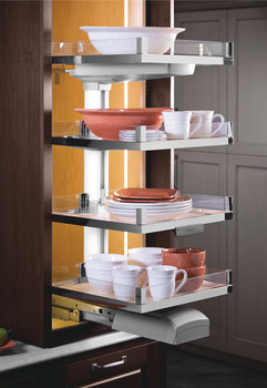 Full Extension Runner, For Lavido Pantry Pull-Out