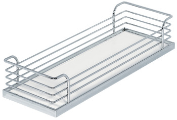 Hook-in shelf, base unit/larder unit, 470 x 75 or 88 mm