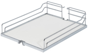 Hook-in shelf, With non-slip effect