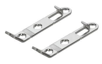 Hooks, Grass Nova Pro Scala, for internal drawer/internal pull out