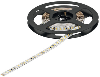 LED strip light, Häfele Loox5 LED 3052, 24 V, monochrome constant current, 8 mm