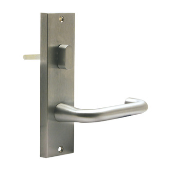 Lever handles, Visible fix plate