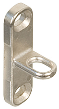 Locking component, for screw fixing, for EFL 3 Dialock furniture lock
