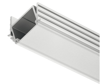 LOOX Profiles, recess mounting