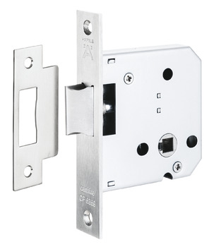 Mortise latch lock, for hinged doors, Startec