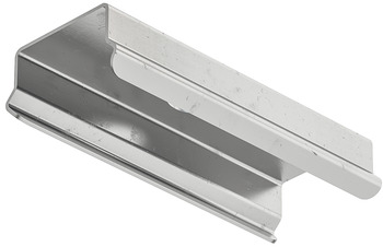 Mounting bracket, For Häfele Loox5 profile 2103/2104, for concealed fixing