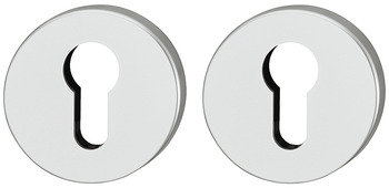 PC escutcheon, Aluminium, FSB, model 12 1735 00010 0105