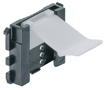 Plinth holder, Also suitable for Häfele AXILO™ 78 plinth system