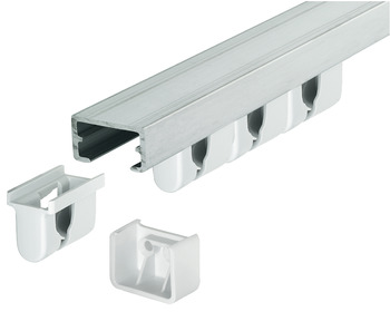 Profile rail support, for Stehl-Ex, plastic