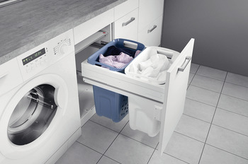 Replacement bin, 33 litres, Hailo laundry basket