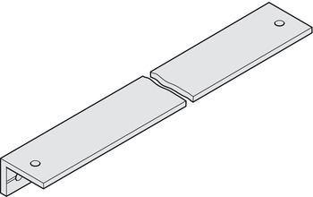 Soffit fixing bracket, For Geze TS 5000 L