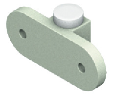 Stopper/end stopper, plastic