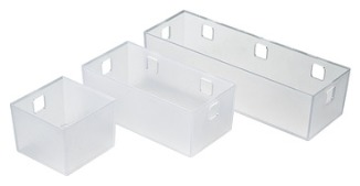 Storage trays, for Banio organisation system