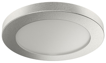Surface mounted downlight, round, Häfele Loox LED 2050, 12 V