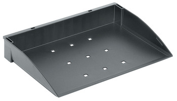 Trays, for desktop tool bar system