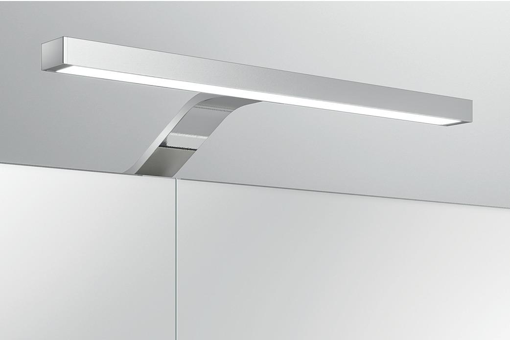 Surface mounted light, Batten design, Häfele Loox LED 2032