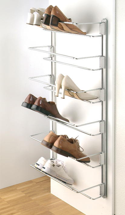 Wall Rail For Shoe Rack Continuously Adjustable Order